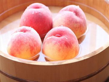【栃木県発】福島人気のあづま果樹園桃狩り食べ放題とどか~んと白桃1箱付き!<添乗員同行>