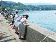 ◆チャレンジ!海釣り!!