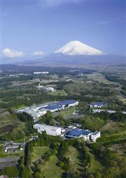 ヤクルト富士裾野工場(イメージ)