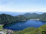 ○○湖(イメージ)