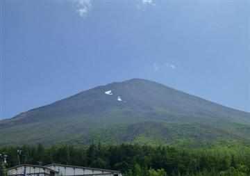 ★涼しい!さわやか!富士山五合目