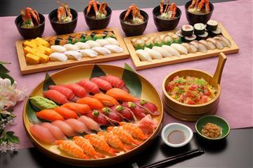 【桑名・四日市発】焼津大ネタ寿司食べ放題! 静岡味覚3大詰め放題と世界一濃厚抹茶ジェラート