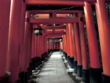 【名古屋・戸田発】伏見稲荷詣でと祇園・清水あるき 何度も行きたい人気スポット