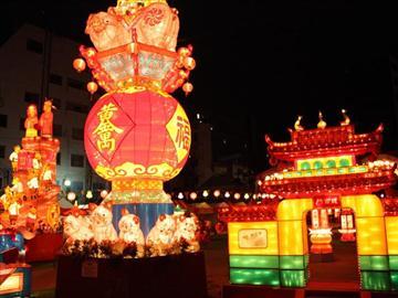 【博多駅・基山PA 発】長崎ランタンフェスティバルといちごスイーツで午後のティータイム