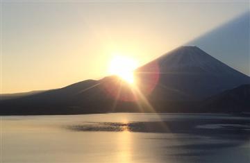【千葉発】≪新春・日帰りツアー≫初富士・初風呂・初詣!世界遺産「富士山」と迎える2018年元旦。初づくし日帰りバスツアー