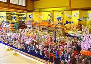 旧伊藤伝右衛門邸のひな祭り ※イメージ