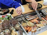 漁師料理よこすか『海鮮浜焼き食べ放題』