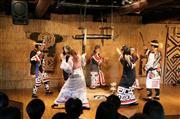 白老ポロトコタン・アイヌ古式舞踊(イメージ)