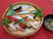大洗の特上寿司 ※イメージ