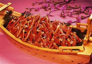 【熊谷市周辺発】本ズワイガニ食べ放題&きのこ狩り体験 10万本梅の花が咲く「天空の梅まつり」とこんにゃくパーク