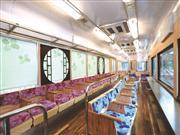 車内全景 画像提供:南海電気鉄道株式会社 ※イメージ