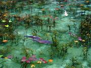 モネの池※イメージ