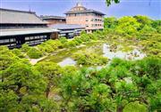 敷地全体が国名勝に指定される立花氏庭園 ※イメージ