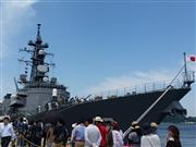 【6月9日(土)、10日(日)】海上自衛隊横須賀基地・特別公開を見学!