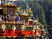秋の高山祭り※イメージ 画像提供:高山市