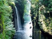 真名井の滝 ※イメージ