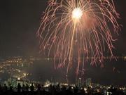 諏訪湖花火大会※イメージ 画像提供:諏訪地方観光連盟