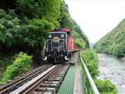 嵯峨野トロッコ列車※イメージ