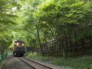 嵯峨野トロッコ列車 ※イメージ