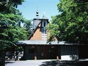 聖パウロカトリック教会※イメージ 画像提供:軽井沢町役場