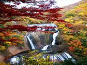 袋田の滝 画像提供:大子町役場  観光商工課 ※イメージ