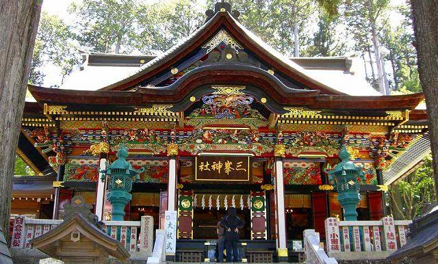 三峯神社 ※イメージ
