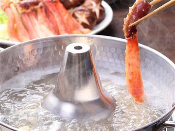 【京都発着】極上!丹後で味わう生蟹フルコース<添乗員同行>