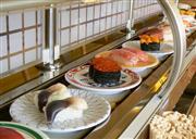 大人気!!那珂湊の大ネタ寿司食べ放題♪うれしいウニ・いくら・トロも食べ放題です。