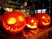 ★オリジナルかぼちゃランタン作り