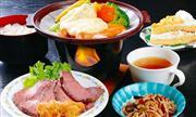 上州牛ローストビーフの昼食 ※イメージ