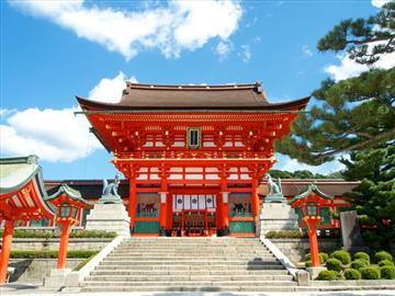 【福井県発着】京都三社詣とあったか湯どうふ料理<添乗員同行>