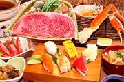 大満足!最上級松阪牛贅沢すき焼き会席の昼食 ※イメージ