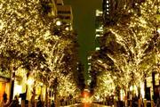 グランブルーで行く東京イルミネーション ※イメージ