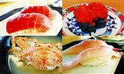 大ネタ回転寿司食べ放題 ※イメージ