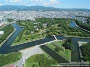 五稜郭 画像提供:(一社)函館国際観光コンベンション協会