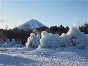 西湖樹氷イメージ