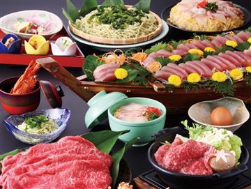 <明石・名谷・三宮発> 松坂牛にイセエビも♪三重美味いもん食べ放題と、平成最後のお伊勢参り♪