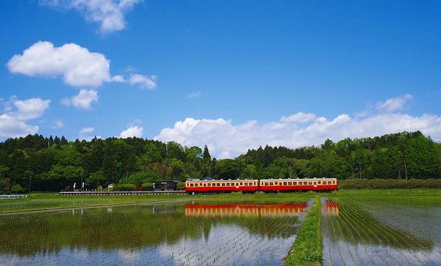 小湊鉄道 ※イメージ