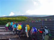 富士登山※イメージ
