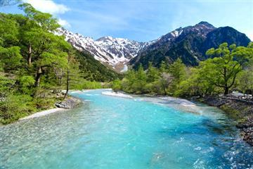 東岡崎発 往復バスで行く 『上高地』 乗り換えなしで標高約1500m 日本屈指の山岳リゾートを気軽に日帰り自由散策