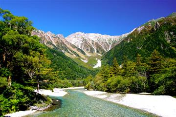 岐阜発 往復バスで行く 『上高地』 乗り換えなしで標高約1500m 日本屈指の山岳リゾートを気軽に日帰り自由散策