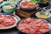 松阪牛食べ放題の昼食