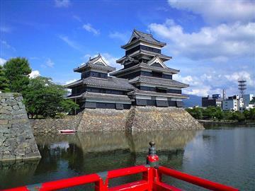【熊谷市周辺発】≪NEW!≫日本の名城『国宝 松本城』と安曇野・日本一の大王わさび農場と穂高神社