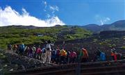 富士登山 ※イメージ