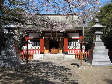 息栖神社 画像提供;一般社団法人 茨城県観光物産協会