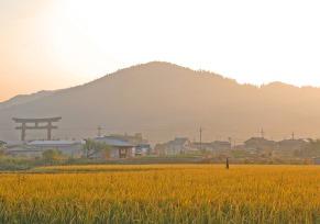 三輪山(イメージ)