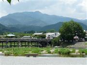 嵐山(渡月橋)
