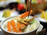 かにすき鍋 ※イメージ