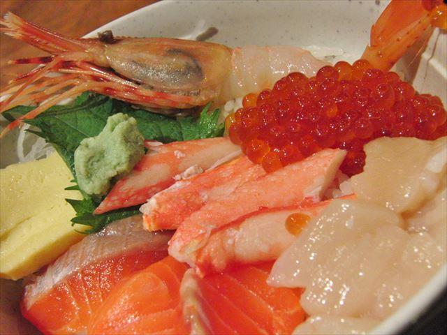 海鮮丼 ※イメージ