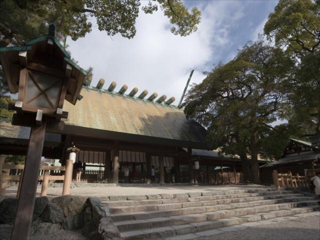 熱田神宮 ※イメージ